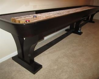 16 FOOT SHUFFLEBOARD TABLE