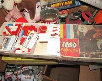 Vintage Legos