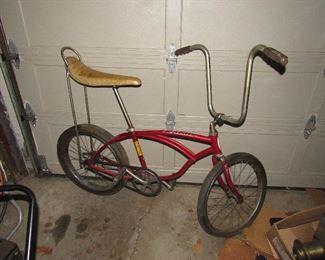 Schwinn Stingray project bike