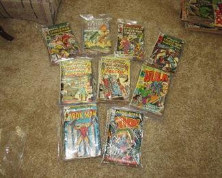Silver Age Super Hero Comics