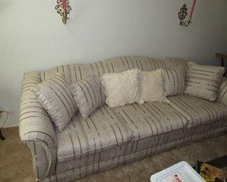 Humpback sofa  Clean non smoking home