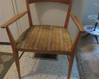 Paul McCobb bowtie chairs (2)