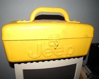 Jeep Boombox Radio