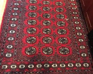 Vintage Bukarra Rug