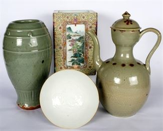 From Ming to Modern Chinese Porcelains