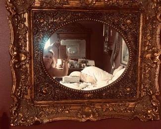 Beautiful replica Victorian mirror - $125