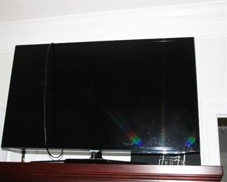 Smart TV, big and nice