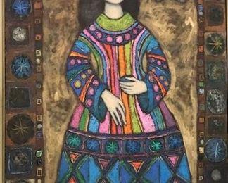 Darlene Jellerson oil painting