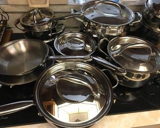 Like new pots and pans