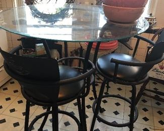 Table nad two stool
