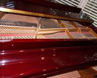 Stunning Heirloom quality Koehler & Campbell Baby Grand Piano