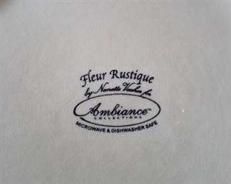 Fleur Rustique by Ambiance Collection