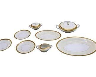124. NORITAKE Porcelain Serving Pieces