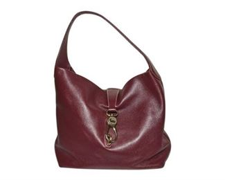 180. Womens Oxblood Red Large DOONEY  BOURKE PurseHandbag