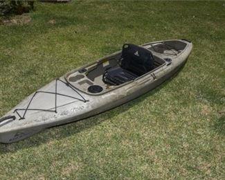197. ASCEND FS10 Sports Kayak