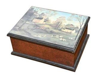 239. Decorative Wooden Box