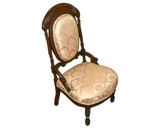247. Victorian Parlor Chair