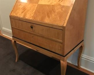 Biedermeyer Slant Desk