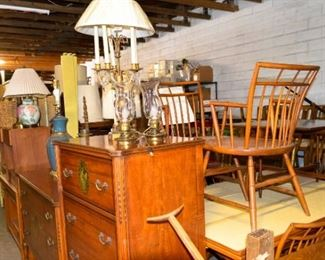 Bedroom dressers and highboys