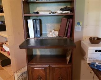 Antique secretary/bookcase