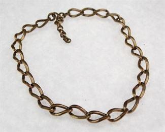 Vintage CopperPlated Bracelet
