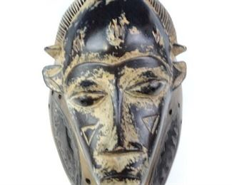 Decorative Tribal, Wooden WallHanging Mask