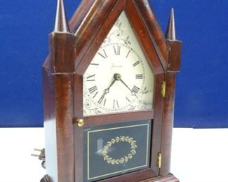 Sessions Electric Mantle Clock