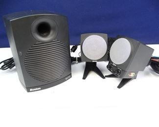 Boston Acoustics 2.1 Computer Speaker System