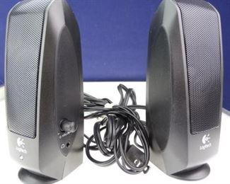 Logitech s120 Laptop Stereo Speakers