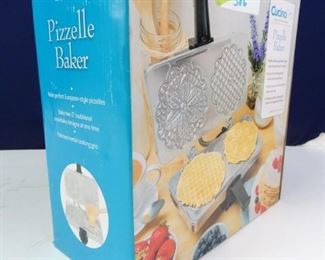 Cucina Pro Pizzelle Baker