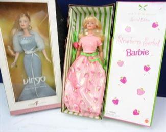 Special Edition Collectors Barbies