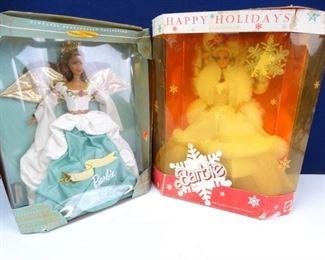 Collecters Barbie Dolls In Original Package