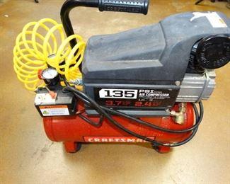 Craftsman 135PSI Air compressor