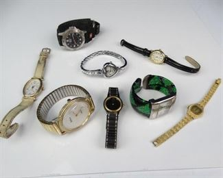 Assorted Vintage Watches
