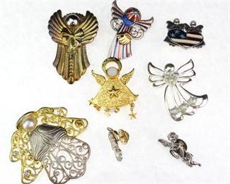 Assorted Lapel Pins