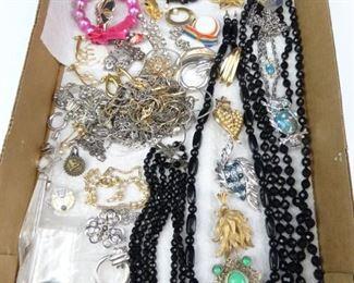 Vintage Costume Jewelry Assortment