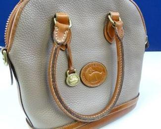 Vintage Dooney Burke Hand Bag