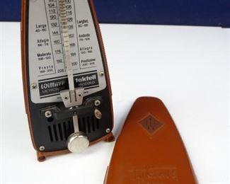 Vintage Taktell Piccolo Metronome
