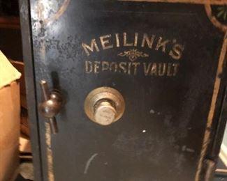 Meilink's Deposit vault.