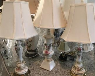 Lamps--Many