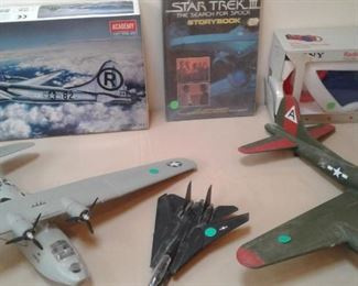 Star Trek, Models and more