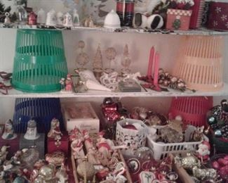 Christmas-classic and collectible.  Many Lenox