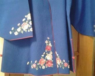 Durumagi-traditional Korean woman's jacket