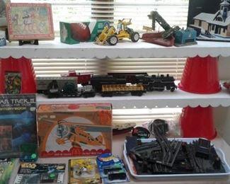 Cool vintage toys!