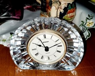 Staiger Crystal Clock