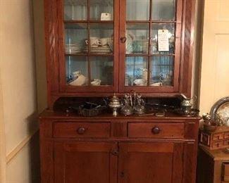 1800's kitchen hutch