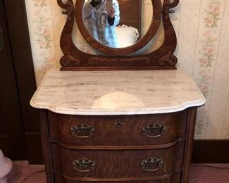 Pulaski Furniture Tiger Oak Dresser