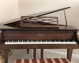 Beautiful Kimball baby grand piano