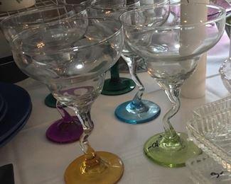 Margarita glasses...FUN!
