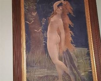 Hand Painted Nude